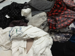 Community Services Thrift Store Clothing Donations