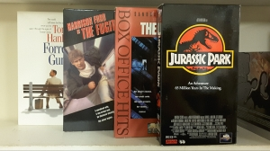 New Love for Old VHS Tapes - Thrift Stores