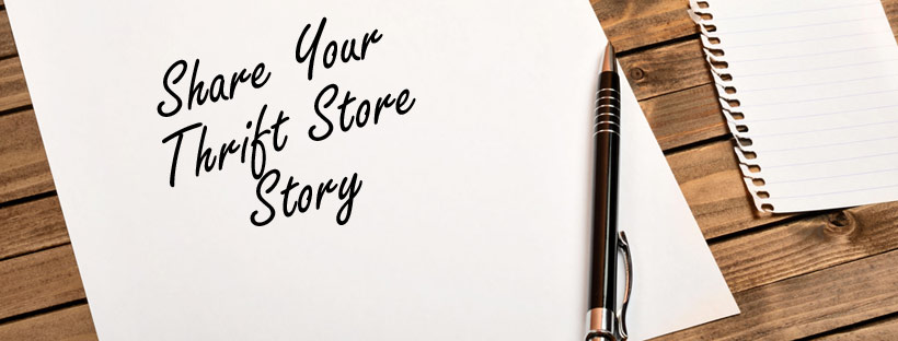 Share Your Thrift Store Story with Community Services Thrift Store