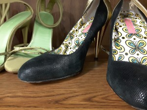 Shopping for Secondhand Shoes - Thrift Stores - GibsonsBC