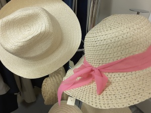 Hats - Forgotten Items - Thrift Stores Vacationn - Gibsons BC
