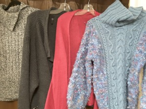 Second Hand Sweaters Thrift Stores - Gibsons BC